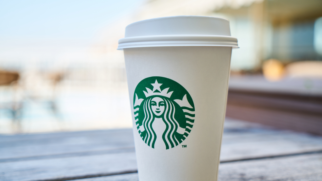 starbucks coffee marketing