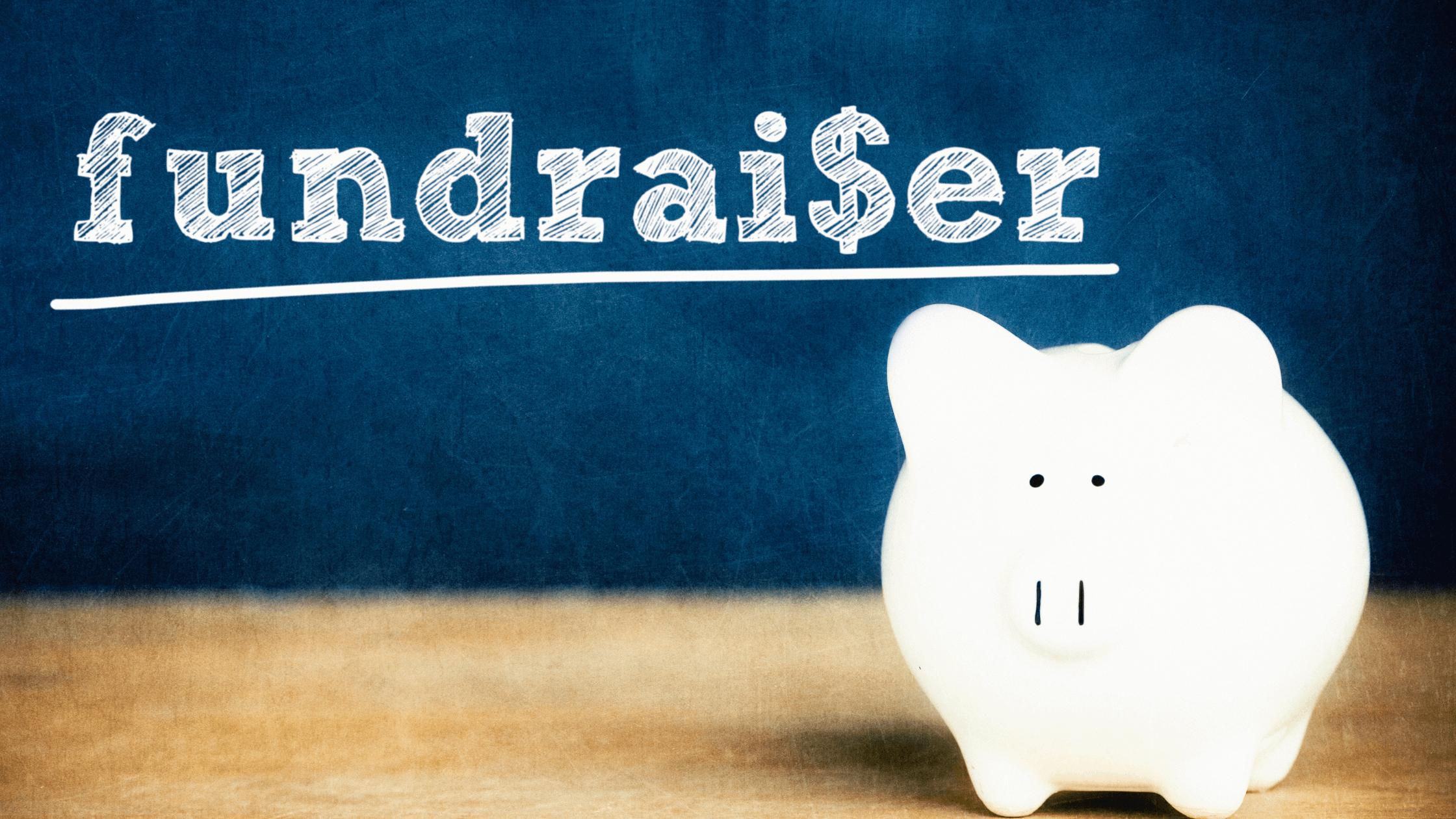 fundraising social media